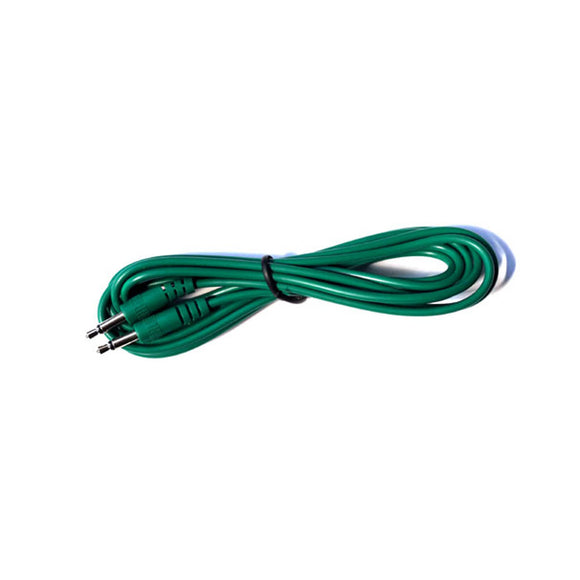 Doepfer - A-100C200 Green Eurorack Patch Cable: 200cm
