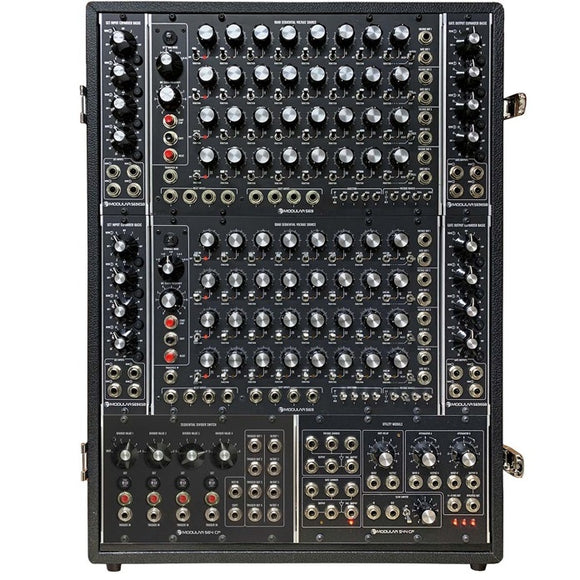 Moon Modular - 8SQ [Eight Track Sequencing System]
