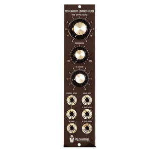 STG Soundlabs - Post-Lawsuit Lowpass Filter