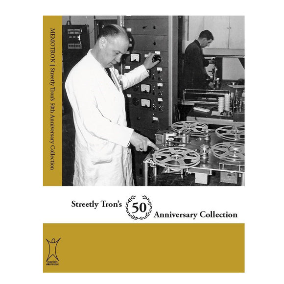 Manikin Electronic - Streetly Tron's 50th Anniversary Collection CD