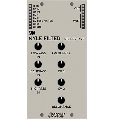 Tangible Waves - Nyle Filter (Steiner Type)