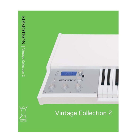Manikin Electronic - Vintage Collection 2 CD