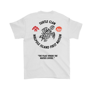 Bkejwanong Nation - Turtle Clan Tshirt T-shirt - TuWillows