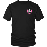 Blossom with Bujinkan in Pink - Bujinkan Tshirt & Hoodie District Unisex Shirt / S Bujinkan Tshirt & Hoodie - TuWillows