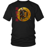 Hattori Hanzo's Spear  - Famous Ninja Tshirt & Hoodie District Unisex Shirt / Black / S T-shirt - TuWillows