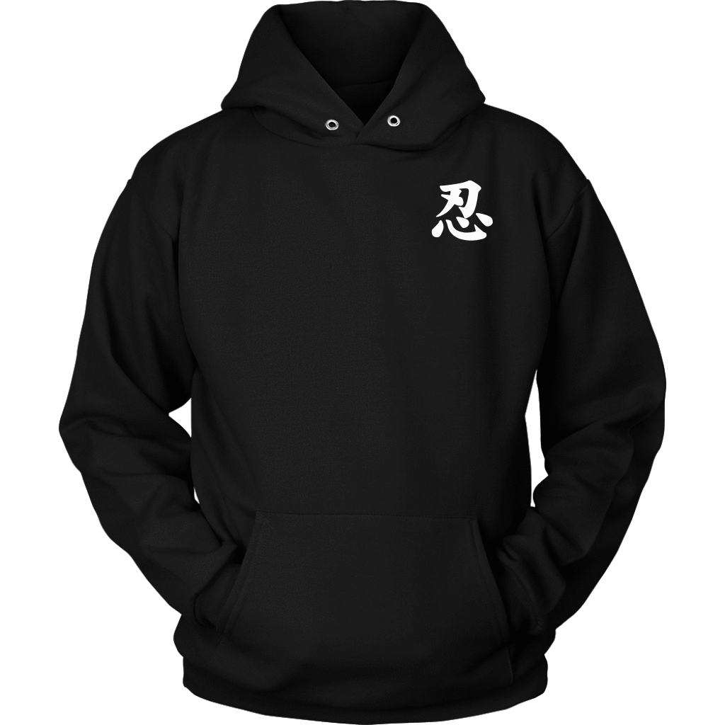 Hide in the Light - Ninja Hoodie S Ninja Hoodie - TuWillows