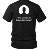 Hide in the Light - Ninja Tshirt & Hoodie District Unisex Shirt / S Ninja Tshirt & Hoodie - TuWillows
