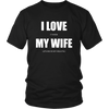I Love it when My Wife lets me do my Ninjutsu - Ninjutsu Tshirt & Hoodie District Unisex Shirt / Black / S T-shirt - TuWillows