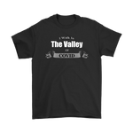 I Walk In The Valley of Covid S T-shirt - TuWillows
