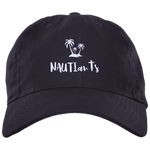 NAUTIarts Embroidered Brushed Twill Unstructured Dad Cap - Multiple Color Options
