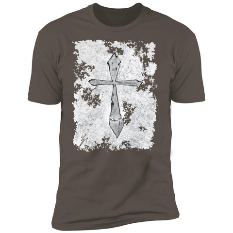 Sovereignty Mens Womens Graphic UNISEX DK Premium Short Sleeve T Shirt - Grey Front image - beachwear - NAUTIarts