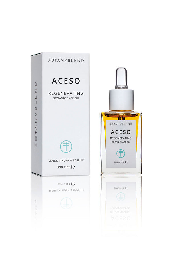 ACESO Organic Face Oil by BOTANYBLEND from Curator of Crafts