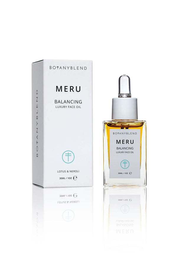 Meru Organic Face Oil by Botanyblend from Curator of Crafts