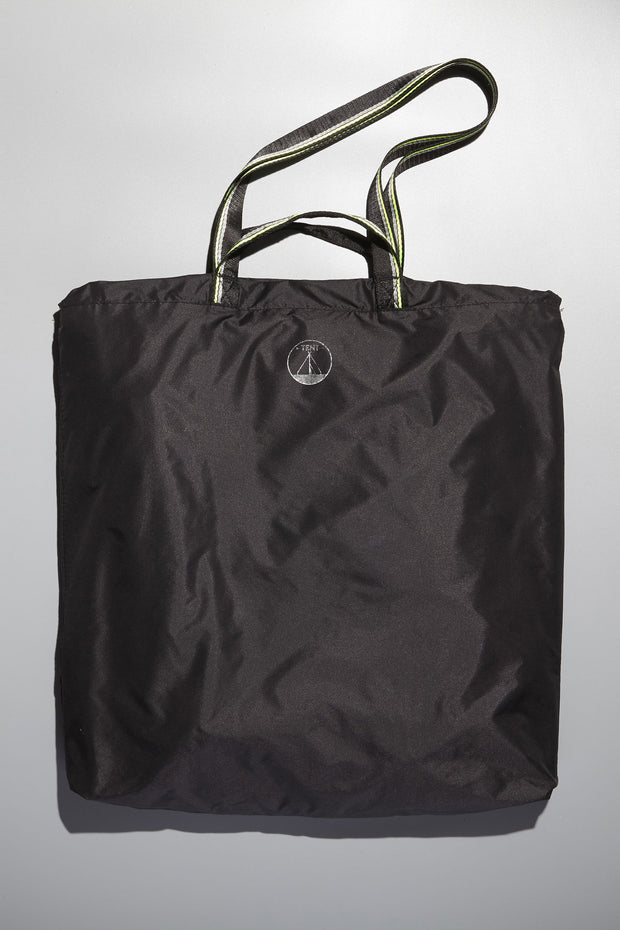 Black 3 Way Tent Bag from Curator of Crafts