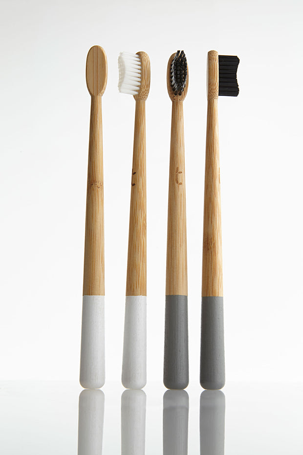 1 year's supply of 4 bamboo Truthbrushes from Curator of Crafts