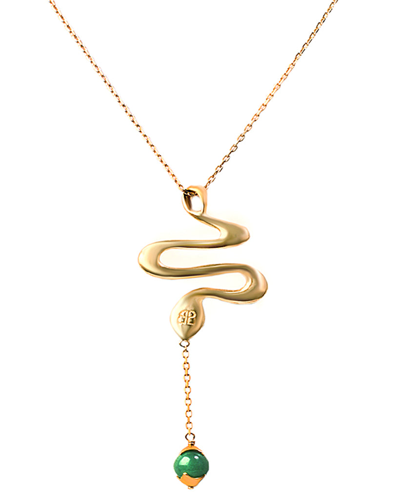 Serpentine Necklace - Bansri Mehta Design