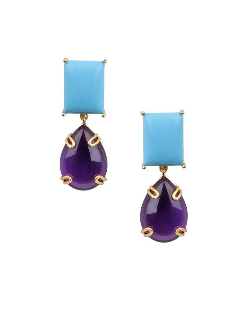 Angelina Earrings - Bansri Mehta Design