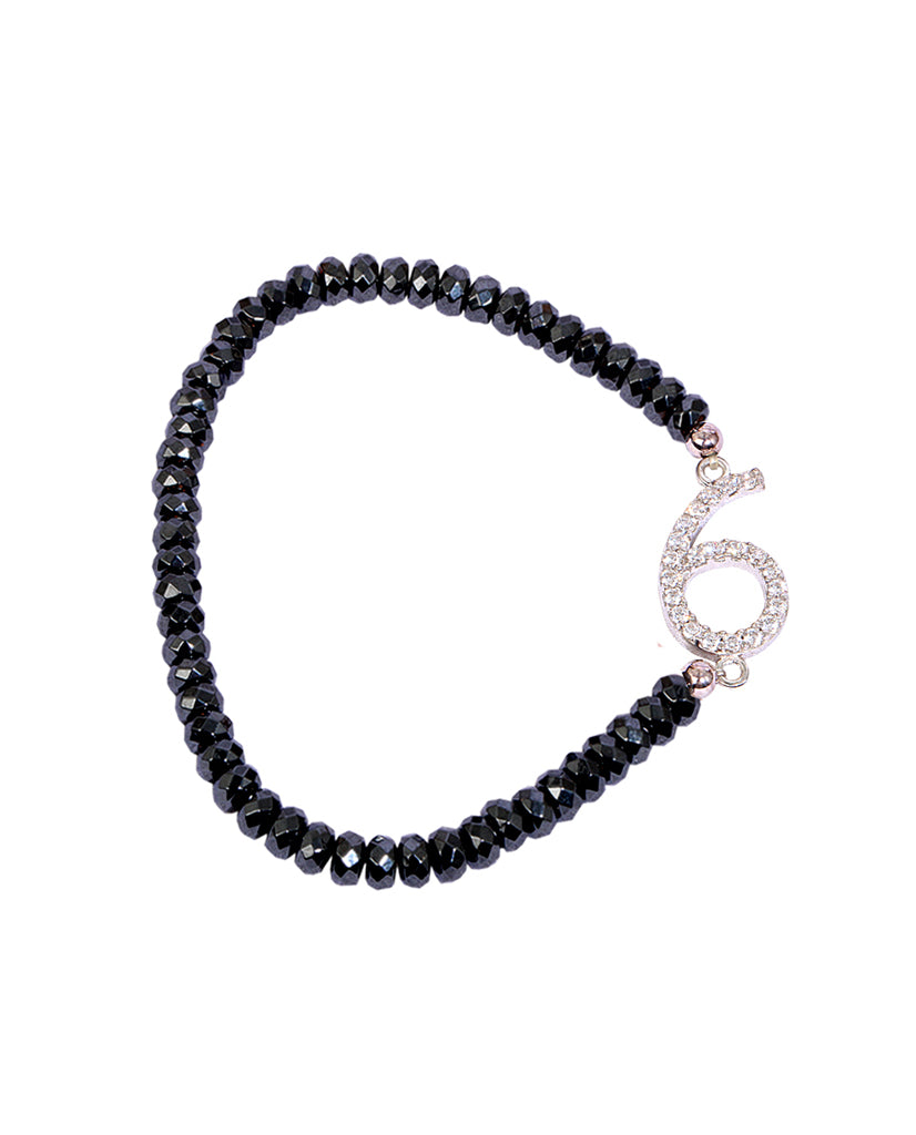 Numerology Bracelet No: 6