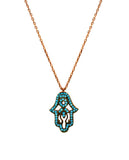 Hamsa Necklace - BANSRI                                                                 Jewelry Lounge