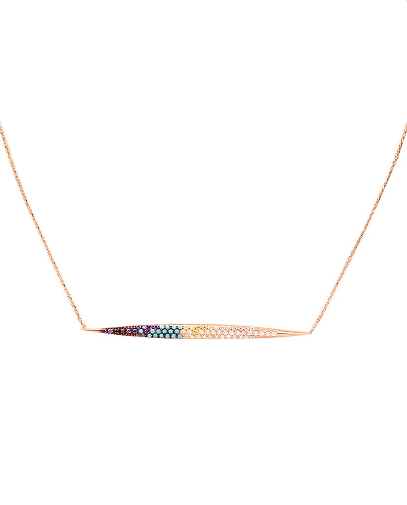 Ellipse Necklace