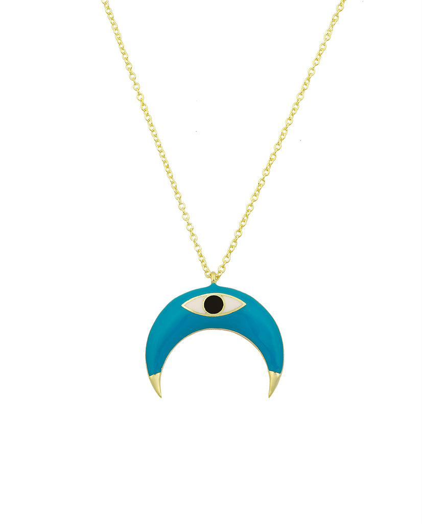 Moon Sh-eye-ne Necklace