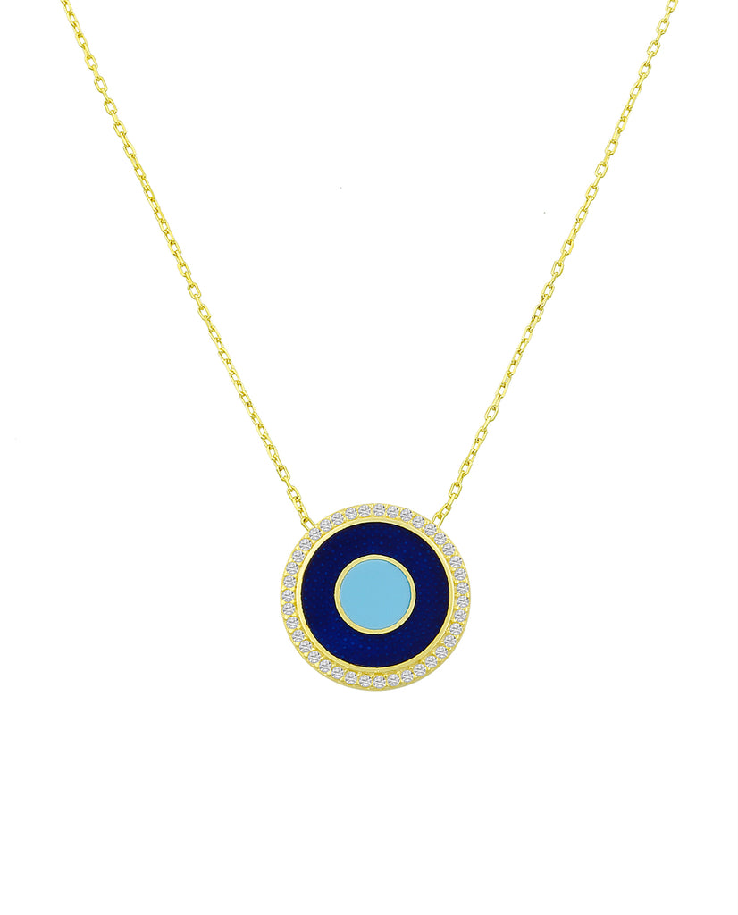 The Bold Eye Necklace