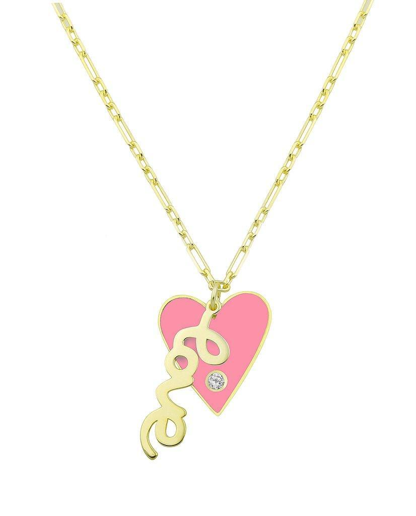 A Heart Full Of Love Necklace