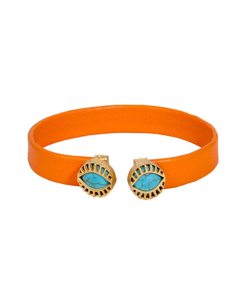 Double Stone Bracelet - BANSRI                                                                 Jewelry Lounge