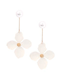 Amelia Pearl Long Dangler Earring - BANSRI                                                                 Jewelry Lounge