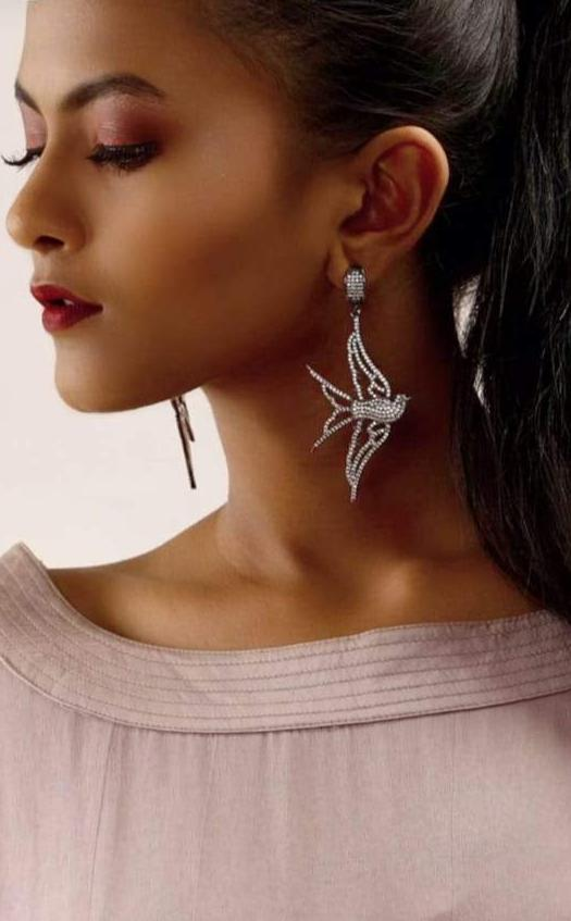 Free As A Bird Earrings