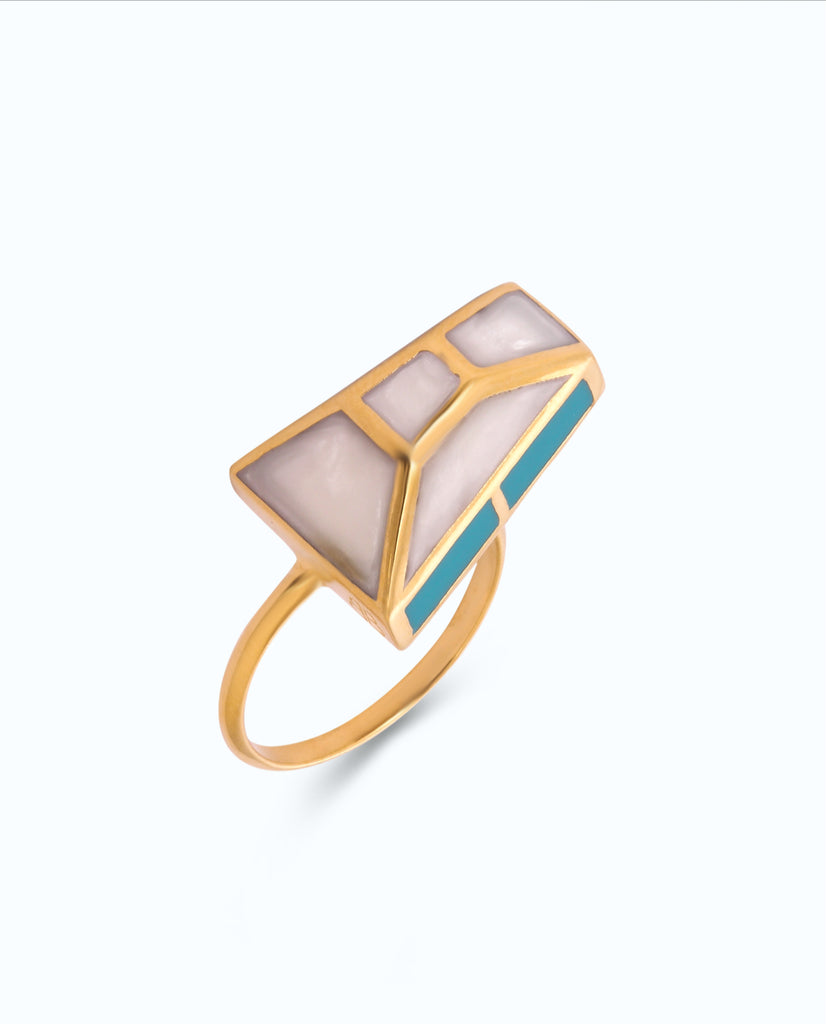 Two-Tone Gypsea Wanderer Ring