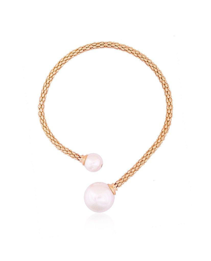 Aura Pearl Necklace