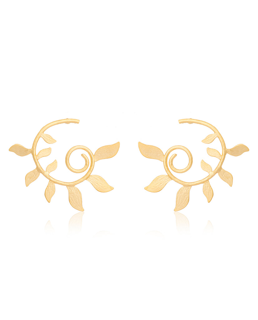 Rays of the Sun Earrings