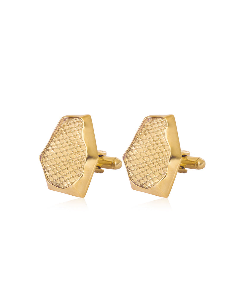 Orion Hexacon Cufflinks