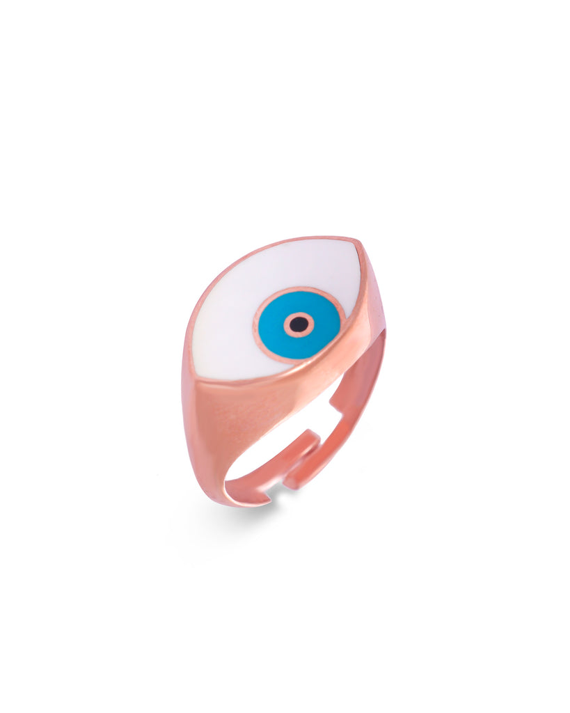 Ring For Royalty Evil Eye Ring