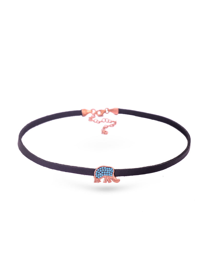 Ellie the Elephant Choker