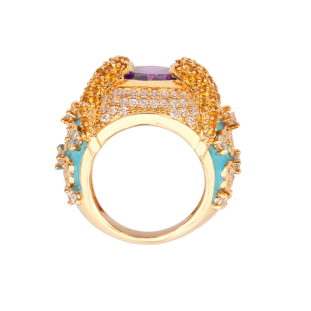 Luxe Goddess Ring