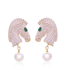 Malborough Zebra Earrings