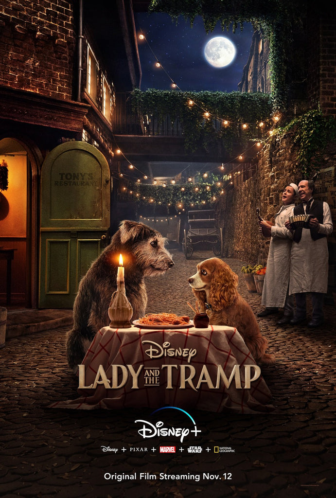 movies to watch this fall cinema upcoming releases Disney lady and the tramp