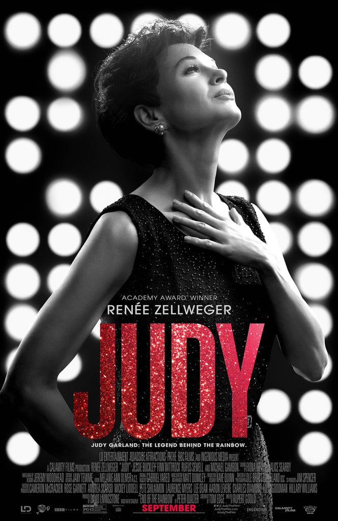 movies to watch this fall cinema upcoming releases Judy Renee Zellweger