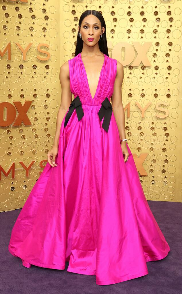 Emmys best dressed fashion blog new girl order mj Rodriguez Jason Wu