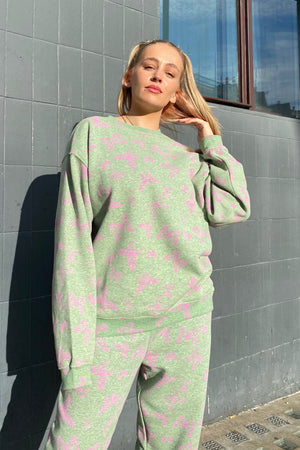 ACID BUTTERFLY SWEAT