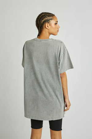 HEDONIST WASHED OVERSIZED TEE