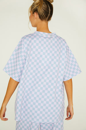 Checkerboard Tee
