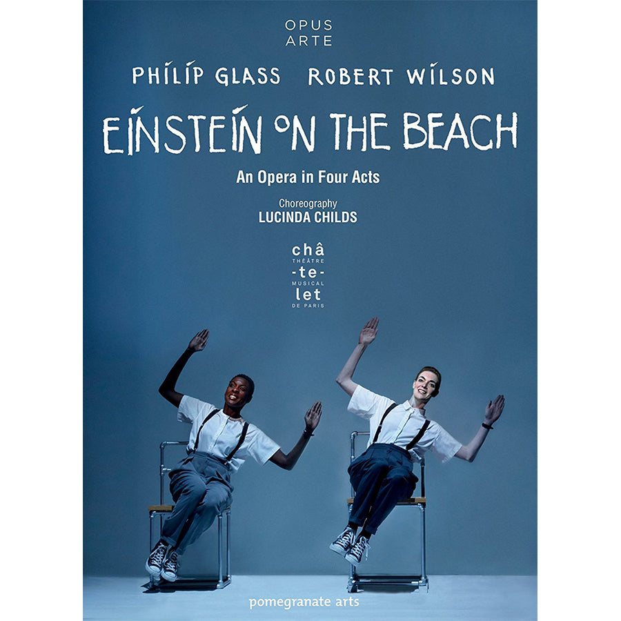 Einstein on the Beach - Philip Glass