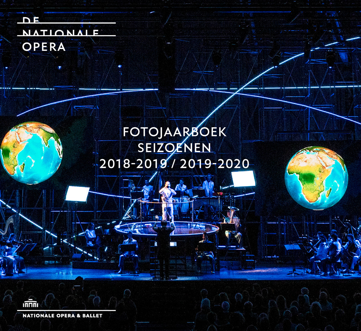 Fotojaarboek 18-19 & 19-20 De Nationale Opera