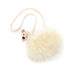 Knuffel Fancy Swan Bag