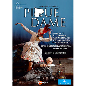 Pique Dame - De Nationale Opera (DVD & Blu-Ray)