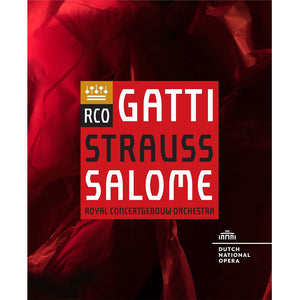 Salome Strauss - De Nationale Opera (DVD & Blu-Ray)