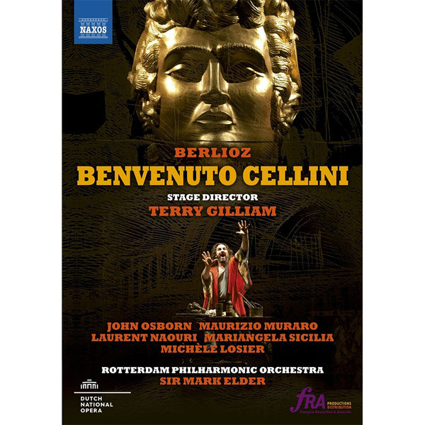 Benvenuto Cellini - De Nationale Opera (DVD & Blu-Ray)